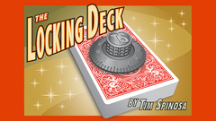 The Locking Deck (Blue) by Tim Spinosa