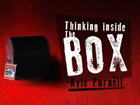 Thinking Inside the Box by Kyle Purnell - Mystique Factory