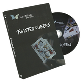 Twisted Queens (DVD + Gimmicks) by SansMinds - Mystique Factory