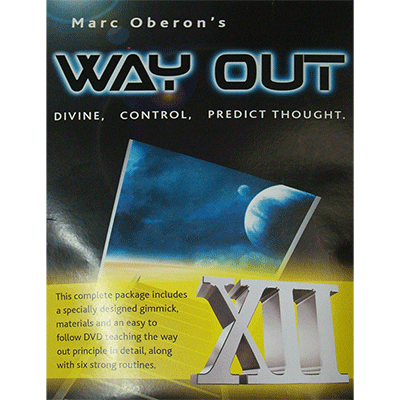 Way Out XII by Marc Oberon - Mystique Factory