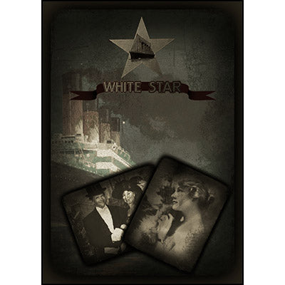 Whitestar By Jim Critchlow and The Merchant of Magic