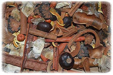 October Potpourri Giveaway - 1 lb. of Halloween Potpourri