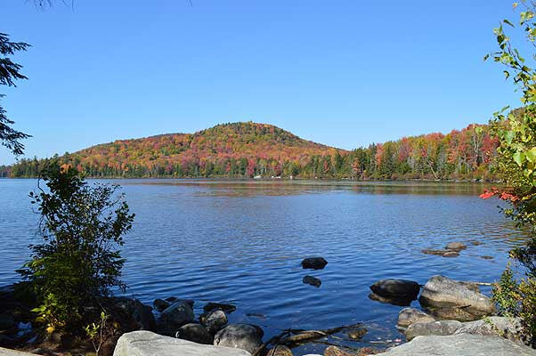 Vermont Foliage at Kettle Pond