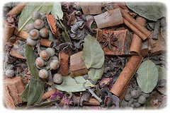 Autumn Potpourri Blends