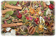 Floral Potpourri Blends