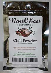 Organic Chili Powder - YankeeScents Potpourri