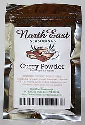 Organic Curry Powder - YankeeScents Potpourri