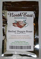 Organic Herbal Veggie Roast - YankeeScents Potpourri