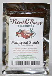 Organic Montreal Steak Seasoning - YankeeScents Potpourri
