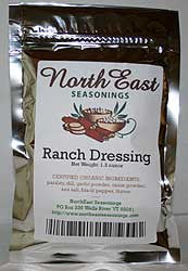 Organic Ranch Dressing - YankeeScents Potpourri