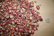 Rose Buds/Petals, red - YankeeScents Potpourri - 1