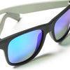 Two Tone Mirror Sunglasses - Breo
