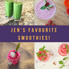 Jen's Top Smoothie Blends