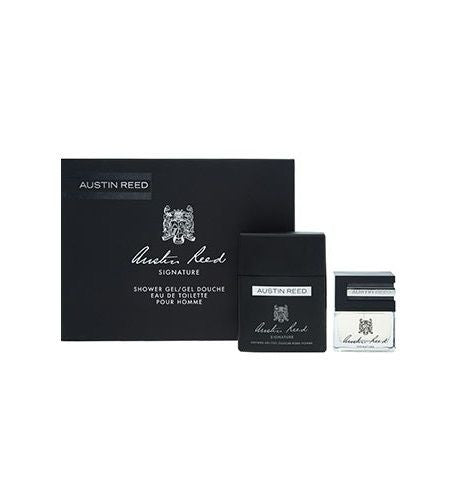 Austin Reed- Signature Gift Set- Shower Gel & EDT Pour Homme