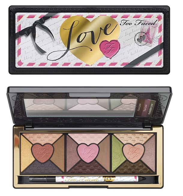 Too Faced- Love Eye Shadow Palette