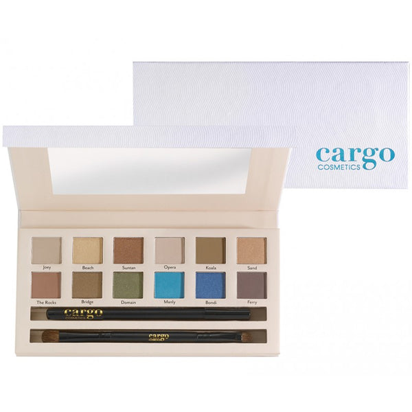 Cargo Cosmetics- Land Down Under Eyeshadow Palette