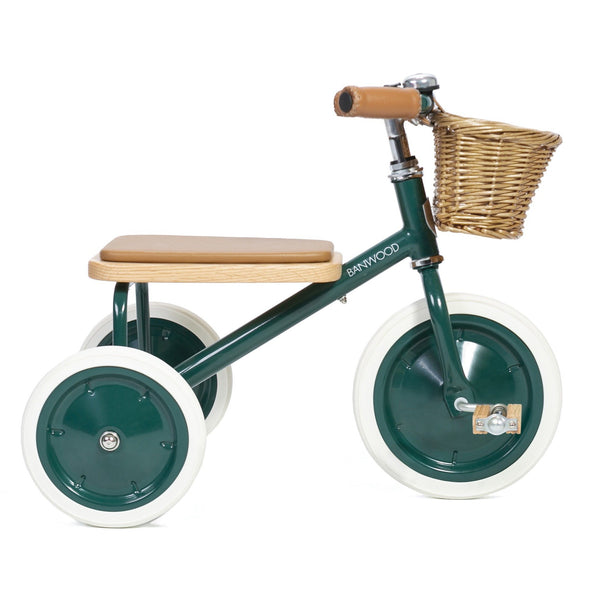Banwood Trike - Various Colours Tricycle Banwood Green (dispatch mid May)