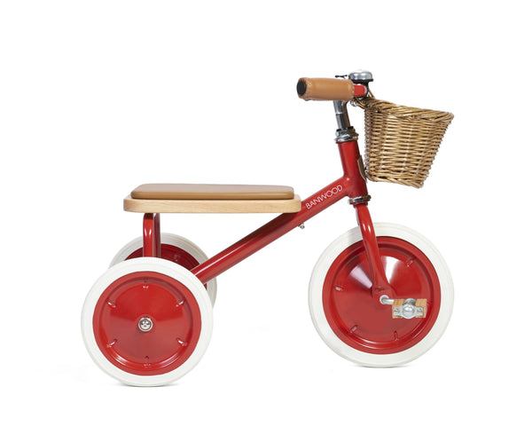 Banwood Trike - Various Colours Tricycle Banwood Red
