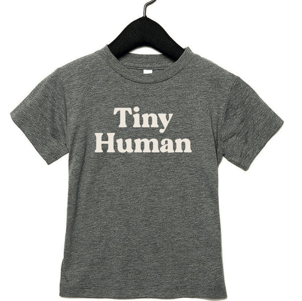 Tiny Human Tshirt Tshirt West Stanton 2-3yrs