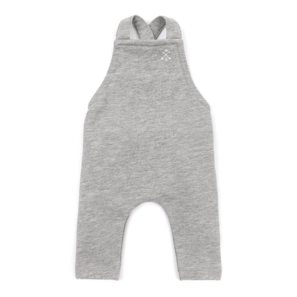 West Stanton Organic Embroidered Dungarees Clothing West Stanton
