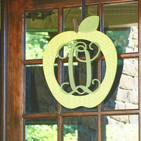 Apple Vine Monogram