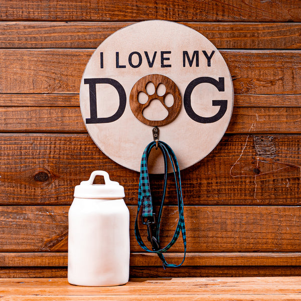 Dog Leash Holder Kit (Pre-drilled)