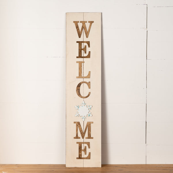 Seasonal Welcome Porch Sign Kit