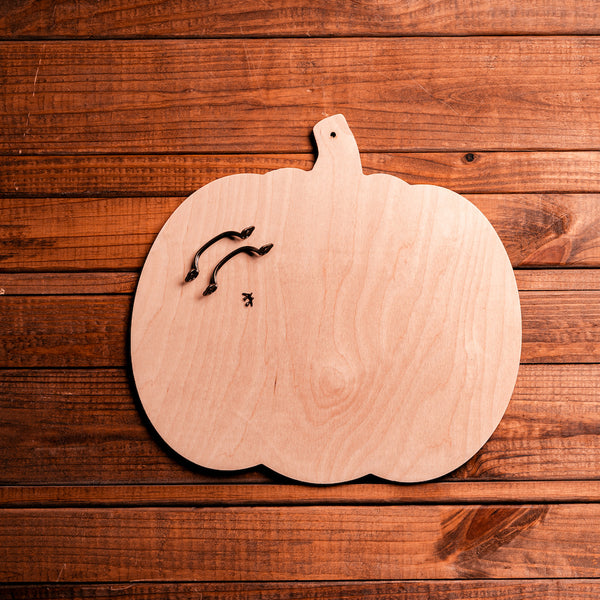 Pumpkin Tray Kit (Pre-drilled)
