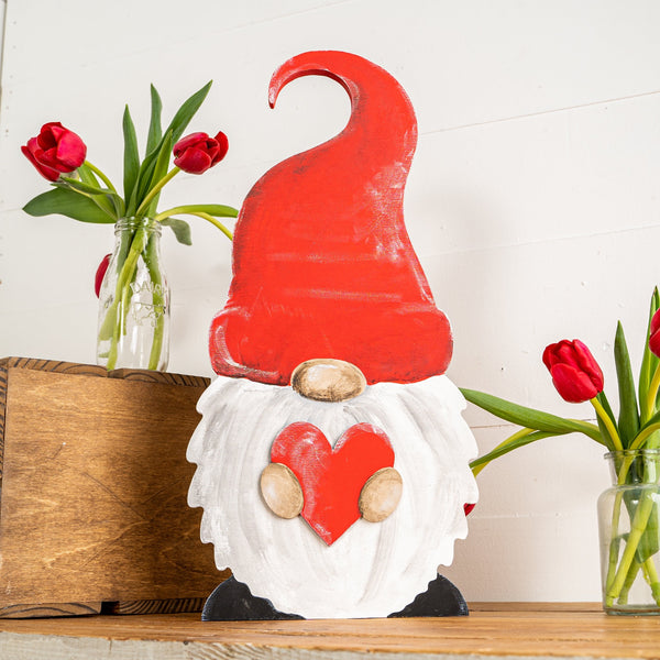 Gnome With/Without Embellishments