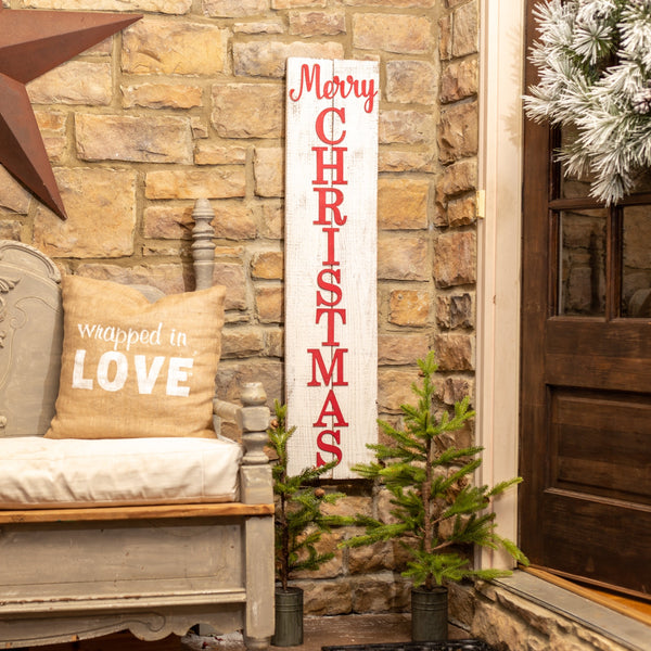 Winter Plywood Signs - 3 styles