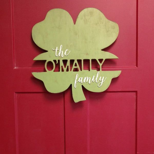 """The Family"" Shamrock"