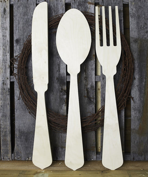 Utensil Set, 3 Pieces
