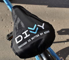 Divvy Bike Seat Cover