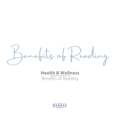 Five Health Benefits of Reading