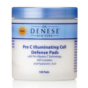 Pro C Illuminating Cell Defense Pads
