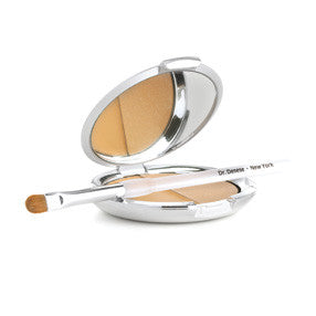 Smart Concealer Duo Compact for Eyes and Face -Dark