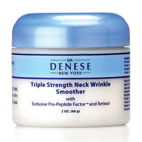 Dr. Denese Triple Strength Neck Wrinkle Smoother - 2 oz.