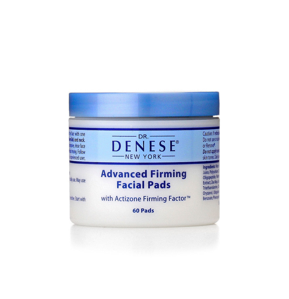 Advanced Firming Facial Pads-60ct