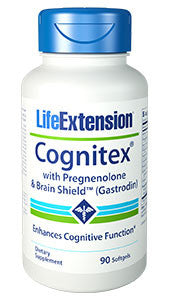 Cognitex®with Pregnenolone & Brain Shield®