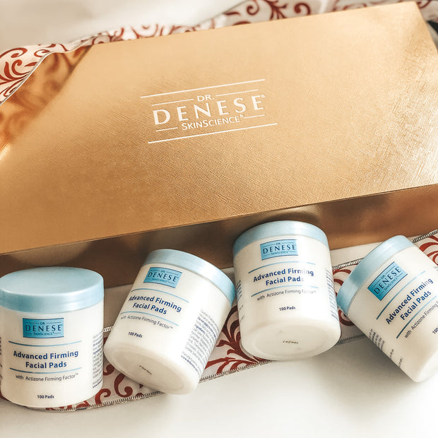 Dr. Denese Set of Four Firming Facial Pads