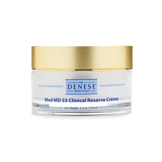 Dr. Denese Med MD 33 Clinical Reserve Crème