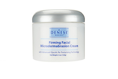 Firming Facial MicroDermabrasion Cream 4 oz