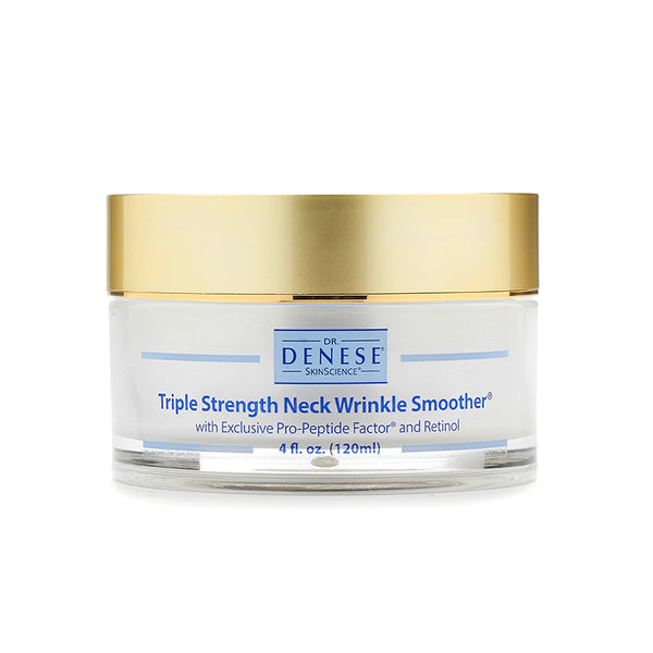 Dr. Denese Triple Strength Neck Wrinkle Smoother