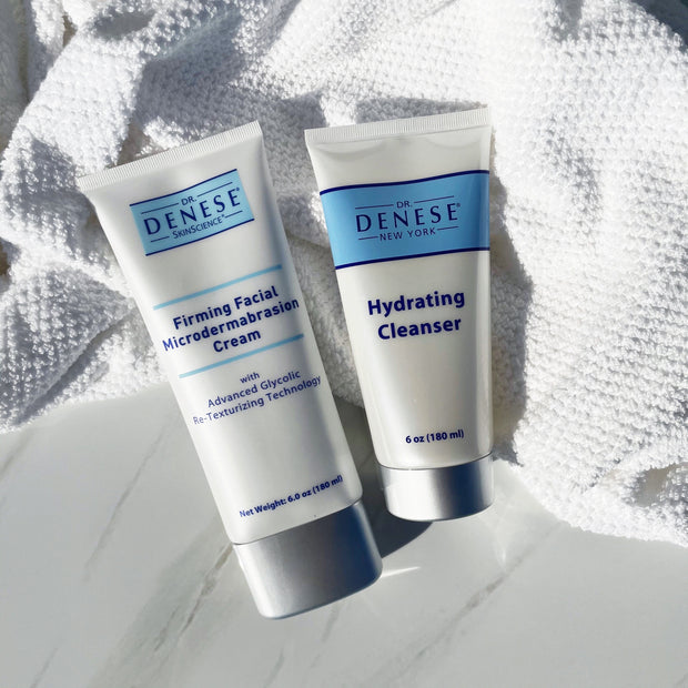 Dr. Denese Cleanse & Exfoliate Holiday Duo