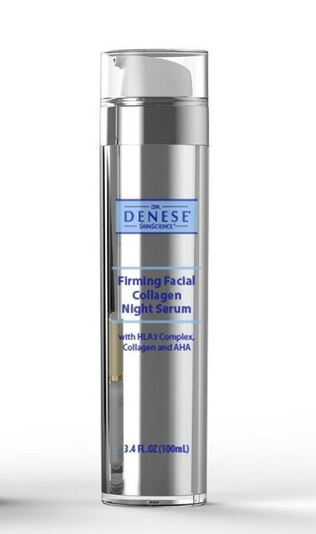 Dr. Denese Firming Facial Collagen Night Serum 3.4 oz