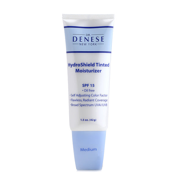 Dr. Denese HydroShield® Tinted Moisturizer with SPF 15 - Medium