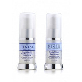 HydroShield® Moisturizing Face & Eye Duo