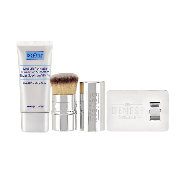 Dr. Denese MED MD Concealer Foundation with SPF 35 - 1oz