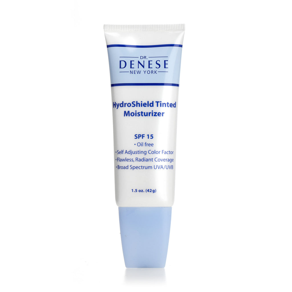 HydroShield® Tinted Moisturizer with SPF 15 - Light