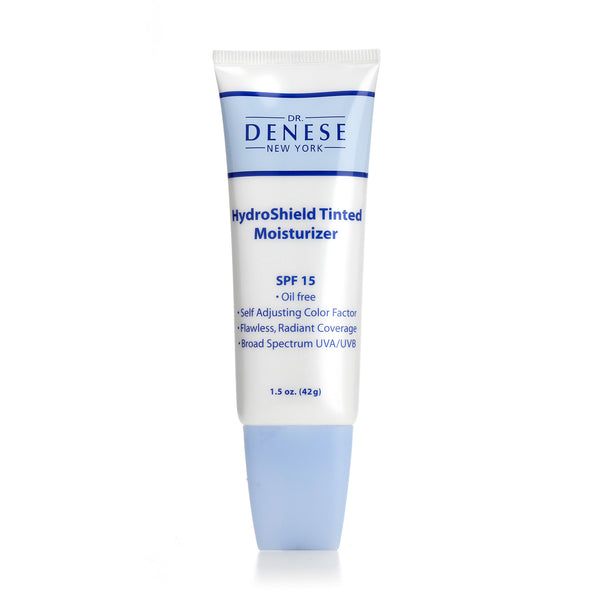 Dr. Denese HydroShield® Tinted Moisturizer with SPF 15 - Light